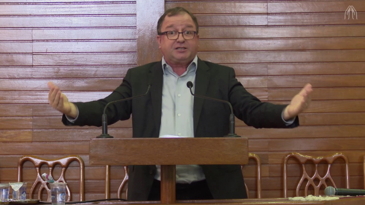 CONFERÊNCIA PLANTADORES E REVITALIZADORES DE IGREJAS - Palestra: Rev. Arival Dias Casimiro