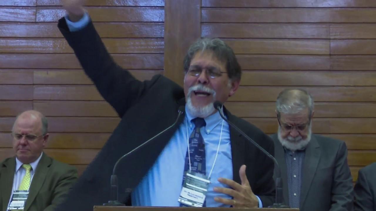CONFERÊNCIA PLANTADORES E REVITALIZADORES DE IGREJAS - Rev. Elias dos Santos Medeiros (Palestra 1)