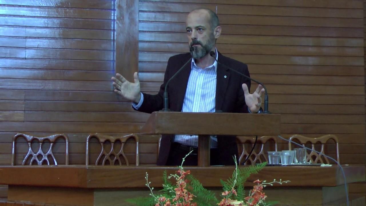 CONFERÊNCIA PLANTADORES E REVITALIZADORES DE IGREJAS - Palestra: Rev. Jedeias de Almeida Duarte